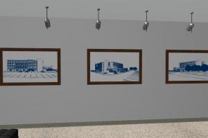 lobby art
