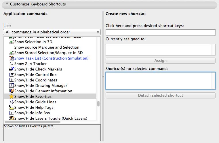 customize+keyboard+shortcuts+for+favorites