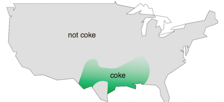 Coke vs not coke