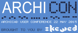 ARCHICON 2015 — ArchiCAD User Conference in Brisbane