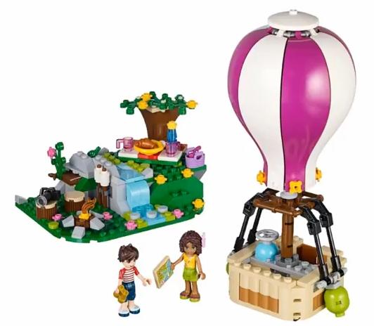 Heartlake Hot Air Balloon build