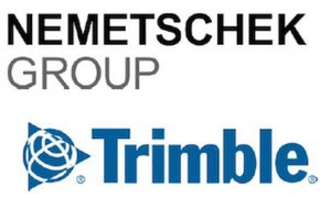 Nemetschek and Trimble rectangle