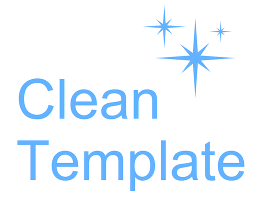 The Clean Template for ARCHICAD – Shoegnome Architects