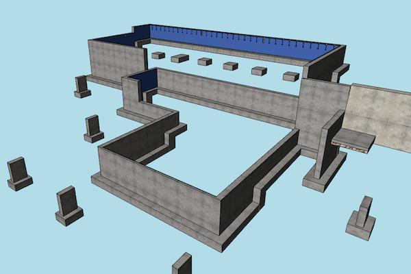 footing = beams foundation = walls